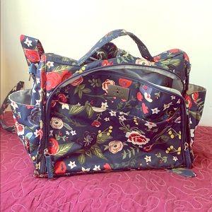 ADORABLE convertible jujube diaper bag/backpack